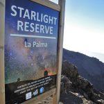La Palma, Starlight Reserve