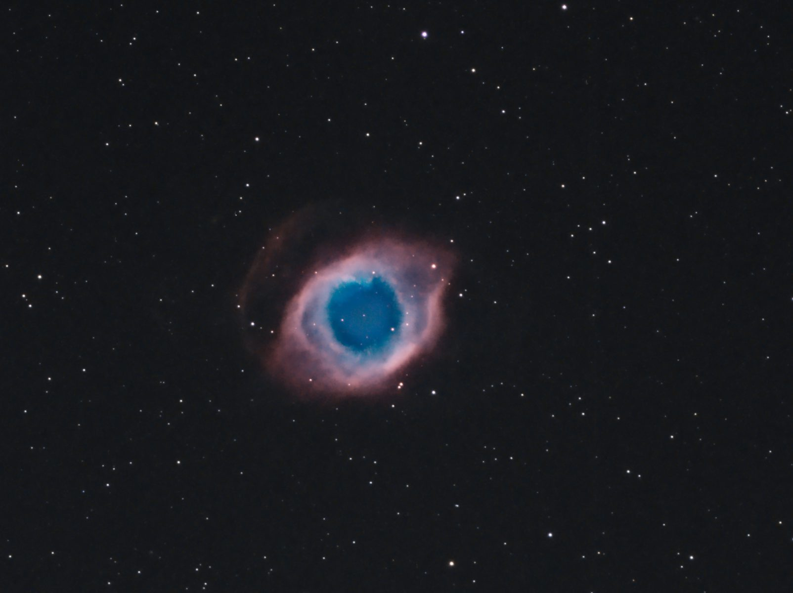 Helix_Nebula - TSQ 65mm quadruplet apo f6.5 - Thomas Frisch