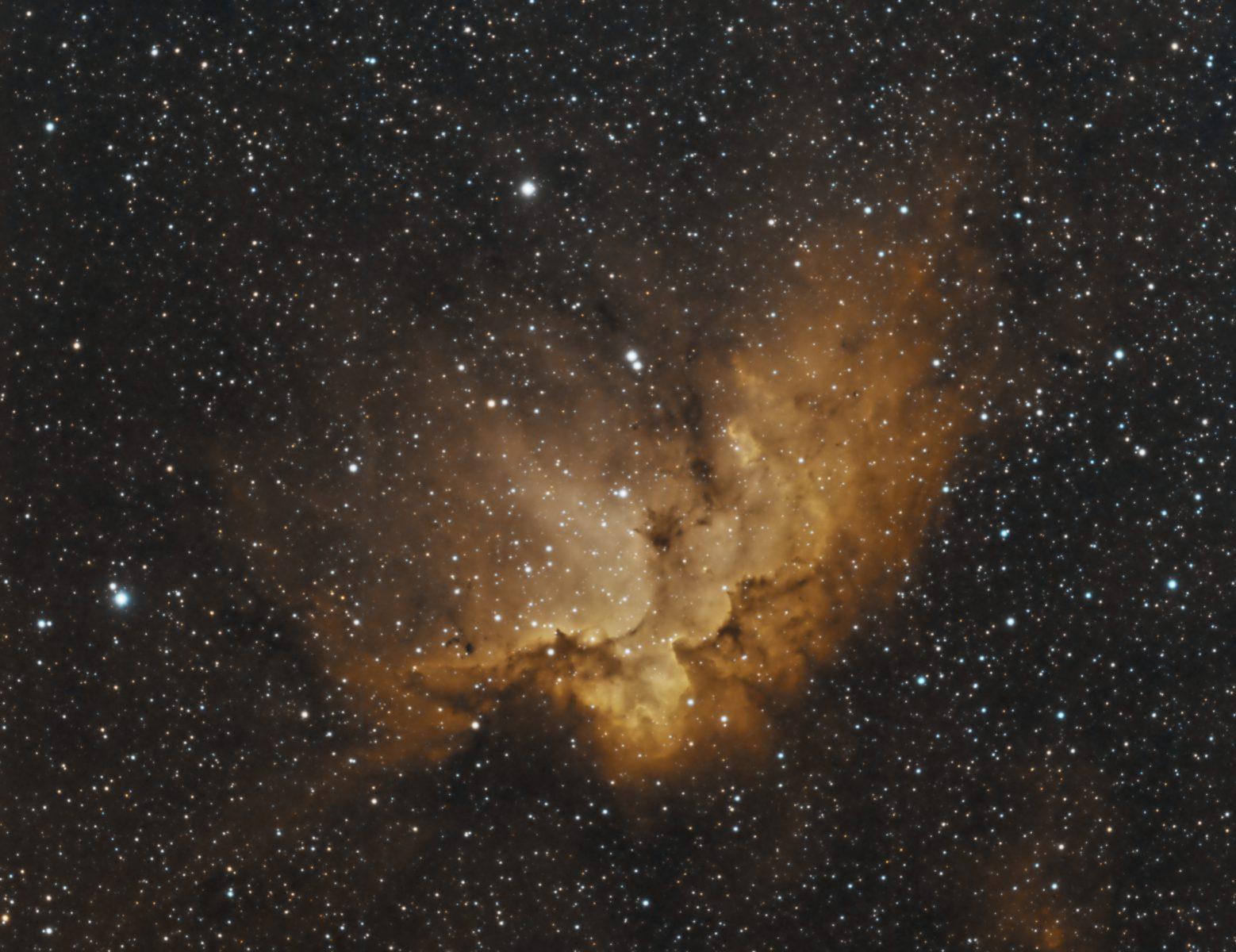 NGC 7380 - TSQ 65mm quadruplet apo f6.5 - Thomas Frisch