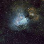 Omega Nebula M17 - TSQ 65mm quadruplet apo f6.5 - Thomas Frisch